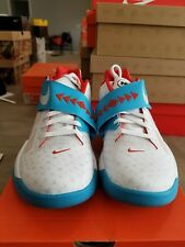 brand new c011b 85750 DS Nike Air KD 4 IV N7 Galaxy Pearl What The Eybl 10 Zoom White Home