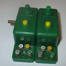 Trix 66595 Interrupteur à Double Fonction Verte
