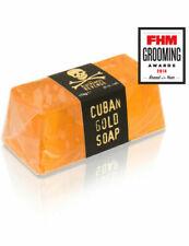 The Bluebeards Revenge Cuban Gold Mens Bath Shower Body Wash Body Soap Bar 175g