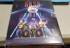 R40 Live [CD/Blu-Ray] by Rush (CD, Nov-2015, 4 Discs, Revolver Music)