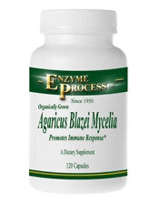 Agaricus Blazei  Mucelia Capsules 120ct  - Dietary Supplements - Enzyme Process