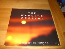 Wedding Present-the home internationals ep .12""