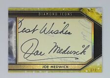 Joe Medwick 2019 Topps Diamond Icons Cuts Signature Gold 1/1 Legendary Auto Sp