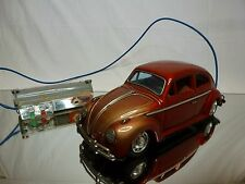 BANDAI VW VOLKSWAGEN BEETLE - RC - RED L27.0cm RARE - GOOD CONDITION