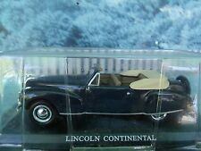 1/43 Magazine Series  Lincoln continental