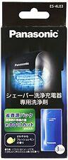 New Panasonic Special Detergent Cleaner 3 Piece ES-4L03
