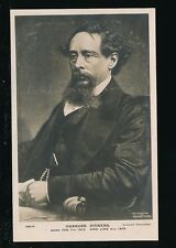 Literature CHARLES DICKENS Beagles Publisher c1910/20s? PPC