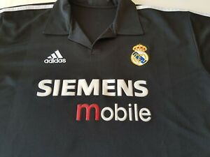 Real Madrid away shirt 2004-2005 Large