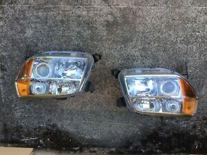 2006 Honda Pilot Headlights