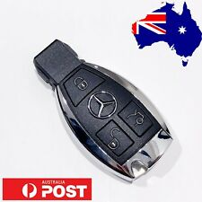 *Program*Brand New Mercedes Benz 3 Button Remote Key with chip C Class E Class