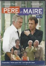 DVD Père et Maire N°7 - Neuf sous blister - RARE - DVD Zone 2 (Europe)