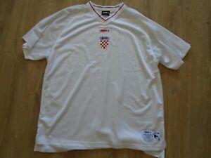 Croatia basketball t-shirt (match worn)