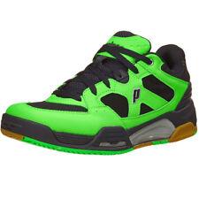 Prince NFS Attack Men's Indoor Squash Shoes Black / Green Size: US 10.5 / AU 9.5