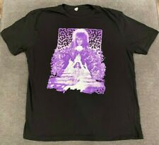 DAVID BOWIE Pan's Labyrinth T-Shirt MENS XL Sci-Fi Movie 80s Tee Retro Vtg Men