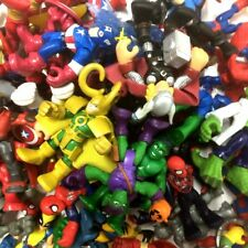Random Lot 5pcs Playskool Heroes Marvel Super Hero Squad Movies Figure Kid Toy