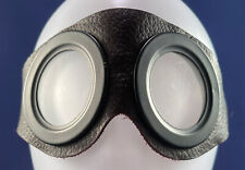 Vintage Edwardian Style Horseless Carriage Motoring Driving Goggles Eye Glasses