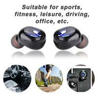 Mini Sports Wireless Bluetooth V5.0 Headset Earphone Headphone In-ear Earbuds