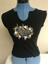 The All American Rejects Women's Small Babydoll Juniors Shirt Early 2000's
