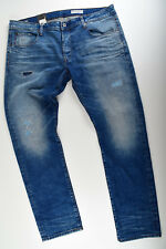 G-STAR RAW W40 L34, 3301 Slim Restored Jeans,  Jeanshose Itano Stretch Denim