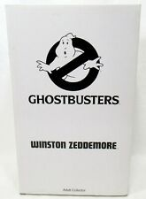 "Mattel Ghostbusters Winston Zeddemore 12"" Figure Complete with Box"