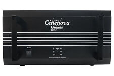 EARTHQUAKE CINENOVA GRANDE GR 7 CHANNEL AUDIOPHILE HIGH END AMPLIFIER