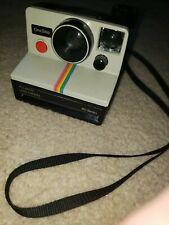 VINTAGE POLOROID BC SERIES LAND CAMERA INSTANT RAINBOW ONE STEP