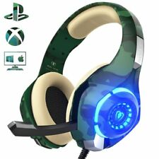 Helmets of Camo PS4 Beexcellent 2018 New Reduction noise for PC PS4