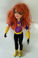 "BATMAN - Batgirl 12"" Doll Mattel 2015 Plastic DC Comics Collectors Fashion Toy"