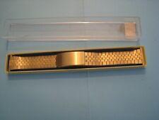 """Bracelet montre VINTAGE en acier de marque """"ROWI"""" style """"Jubilé"""" doré lot N°02"""