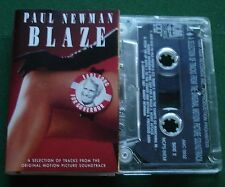 Blaze A Selection of Tracks from Original Film Soundtrack Cassette Tape - TESTED