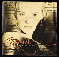 CARMEL DISCO 45 GIRI I HAVE FALLEN IN LOVE