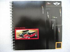 Mini One et Mini Cooper brochure 2001-CHILI/poivre/sel options. 114 pages.