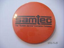 SAMTEC SUDDEN SERVICE CONNECTOR PICTURE BADGE