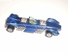 Vintage Johnny Lightning 1970 Classic Baja Dark Blue Nice Condition