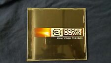 3 DOORS DOWN - AWAY FROM THE SUN. CD