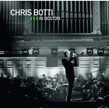 Chris Botti Live in Boston CD Dvd2009 Jazz Concert Music Video