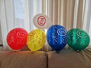 3  C&A Balloons Luftballons Looner rare  Ballons XXL