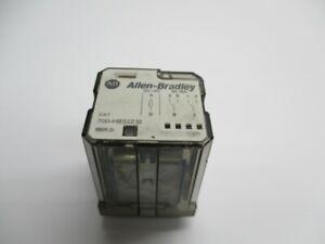 ALLEN BRADLEY 700-HB32Z12 SER. D 12VDC 15A UNMP