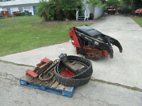 Toro Dingo TX 420 27 hp Kohler Engine no bucket Parts Unit # 22321