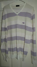 Lacoste Cotton Striped Jumpers & Cardigans for Men