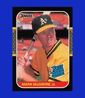 1987 Donruss #46 Mark McGwire NR-MINT or BETTER Rookie - $1 COMBO SHIPPING