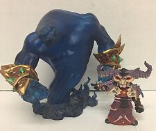 World of Warcraft Figure*RARE* Valdremar & Voidwalker Premium Series 2 NO BOX