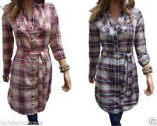 Camisas y tops de mujer de manga larga color principal rosa 100% algodón