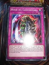 YU-GI-OH! RARE ROUE DU CAUCHEMAR RP02-FR081 FRANCAIS EDITION 1 NEUF MINT RETRO