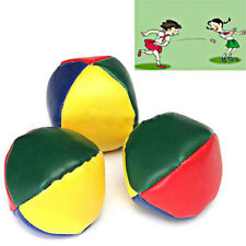 Juggling Balls Bean Bag Circus Clown Juggle Magic Beginner Kids Children Toy