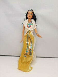 Princess of the Nile 2002 Barbie Egyptian Cleopatra Dolls of the World No Box