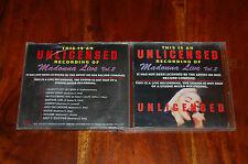 Madonna-Live Vol 2 Unlicensed-9 Tracks-Silver CD SW2