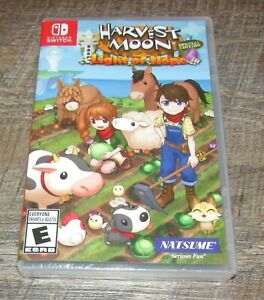 Harest Moon: Light of Hope (Nintendo Switch) Brand New / Fast Shipping