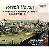 Franz Joseph Haydn - Haydn: Harpsichord Concertos in F & G; Divertimento in F (2008)