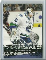 2008-09	Upper Deck Young Guns Cory Schneider 497 Vancouver Canucks